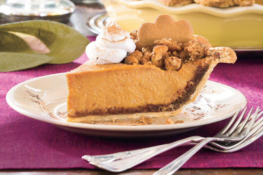 Pumpkin Pie Spectacular