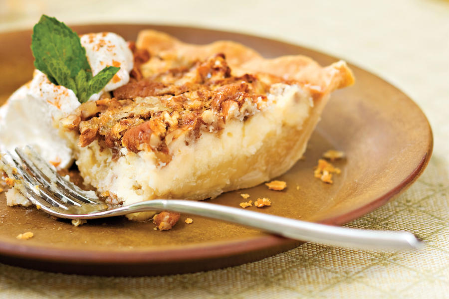 Pecan Cheesecake Pie - To-Die-For Cheesecake Recipes - Southern Living
