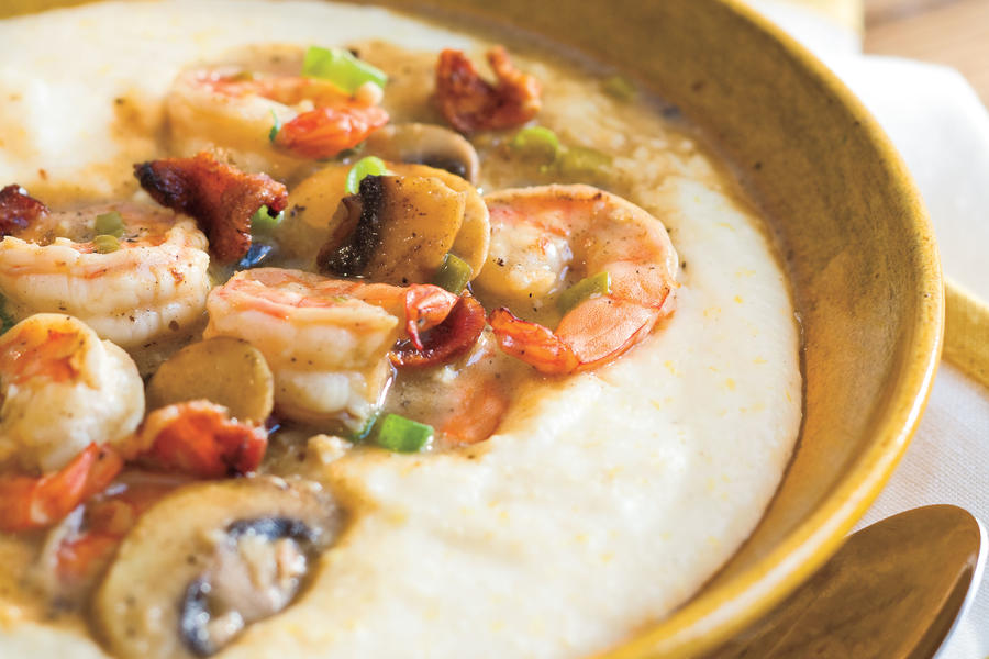 Top-Rated Main Dishes: Hominy Grill's Shrimp and Grits