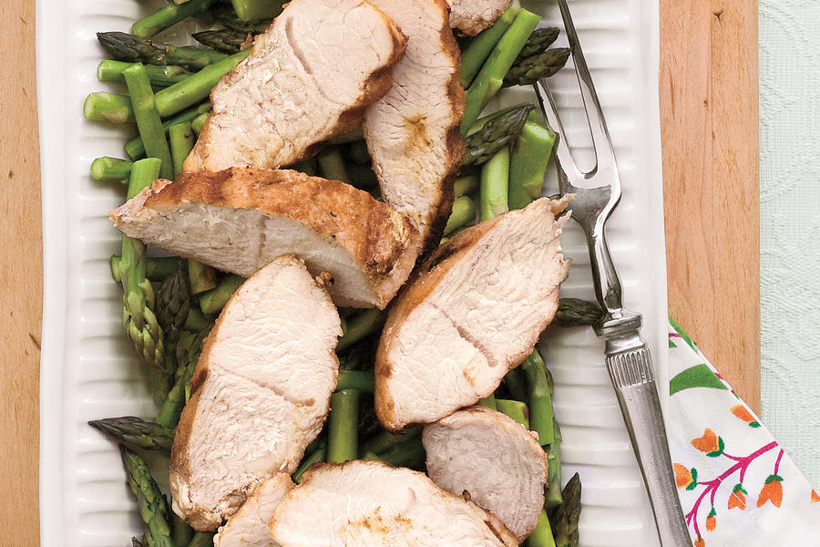 Easy Turkey Recipes: Spice-Rubbed Grilled Turkey Tenderloins