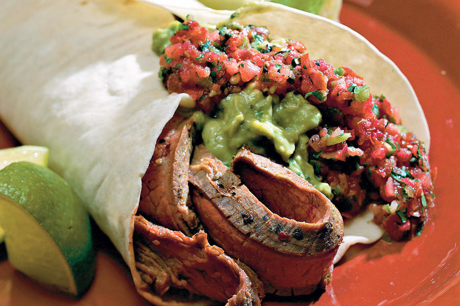 Top-Rated Main Dishes: Southwest Flank Steak with Salsa
