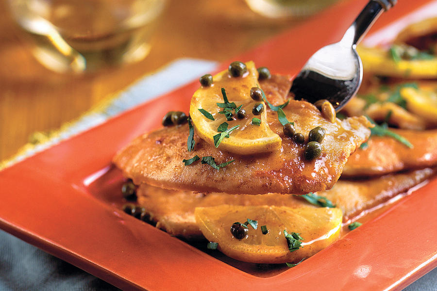 Easy Turkey Recipes: Turkey Piccata
