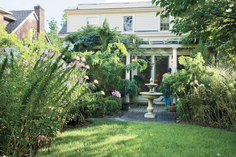 garden design with budgetfriendly backyard landscaping southern living with garden landscape designs from southernlivingcom