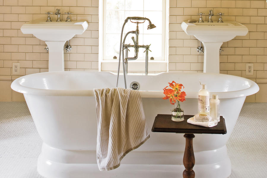 Home Restorations: Master Bathrooms