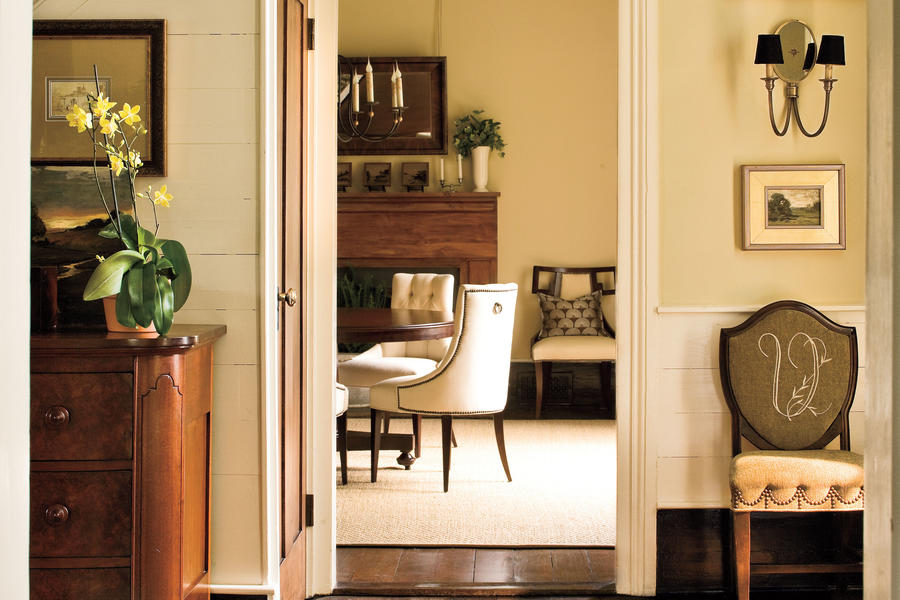 Home Restorations: Dining Room Entry