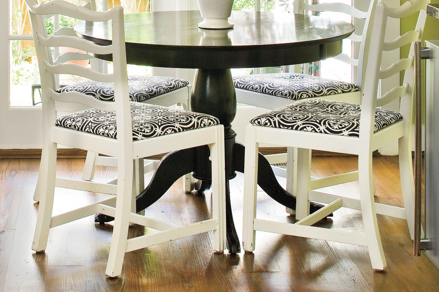 Revive Old Chairs