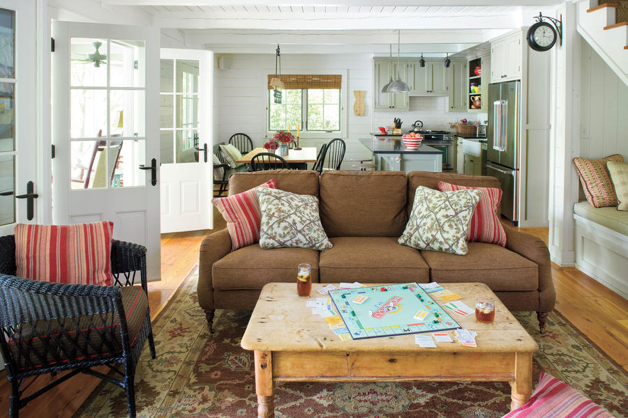 make it a hybrid lake house decorating ideas southern living