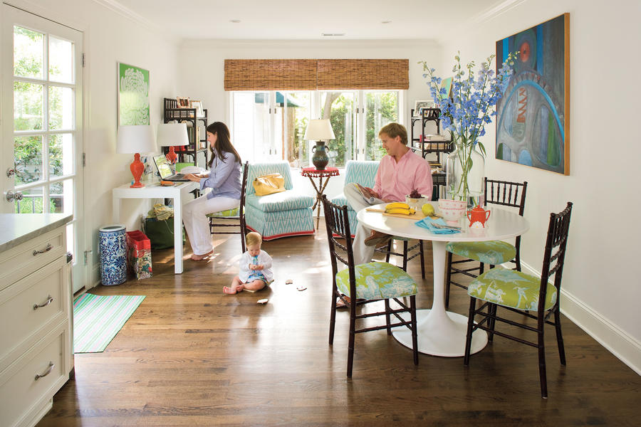 Interior Decorating Ideas: Spicing Up the Traditional