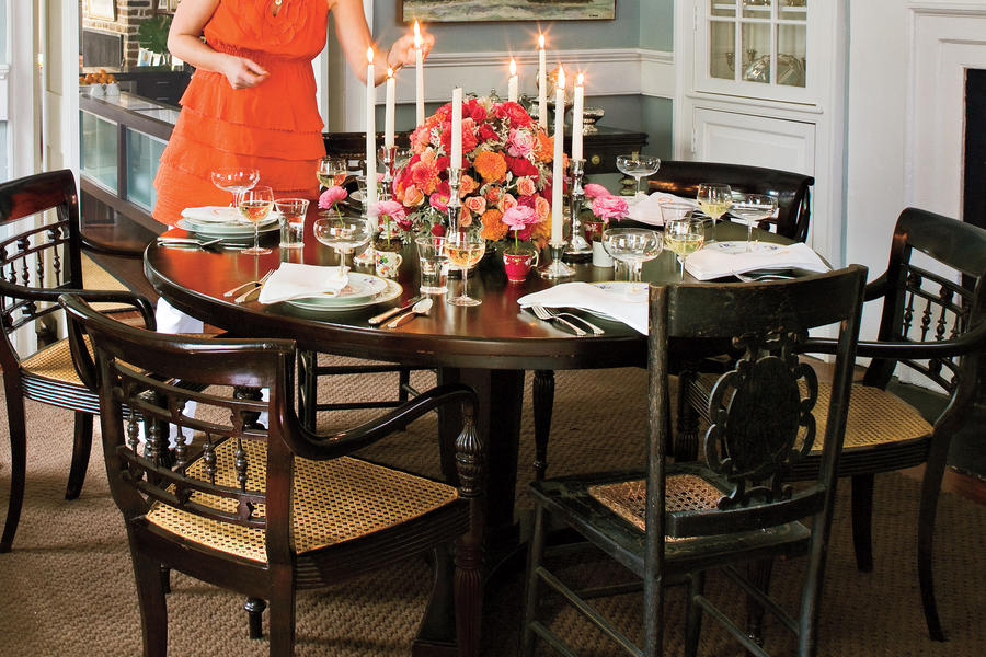A Well-Set Table