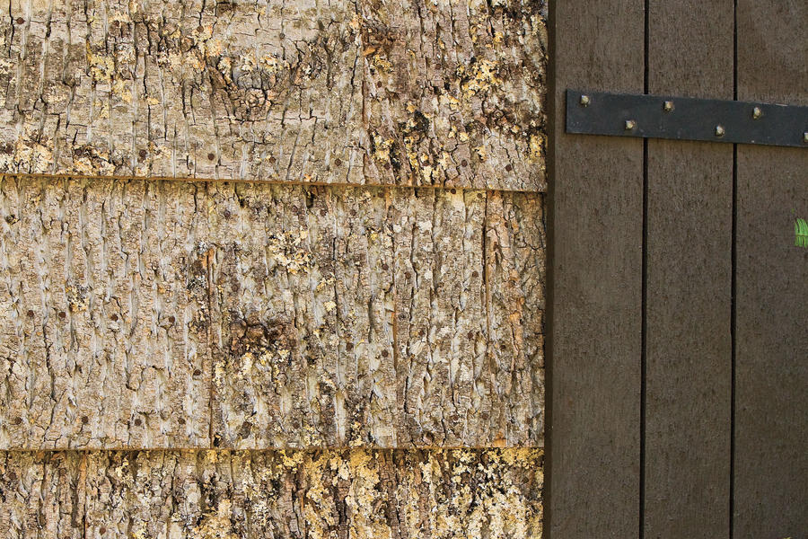 Best New Cottage: Board and Batten Shutters and Poplar-Bark Shakes
