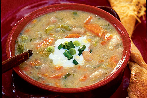 Witches' Brew Chicken Soup