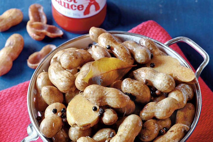Ramblin' Wreck Boiled Peanuts