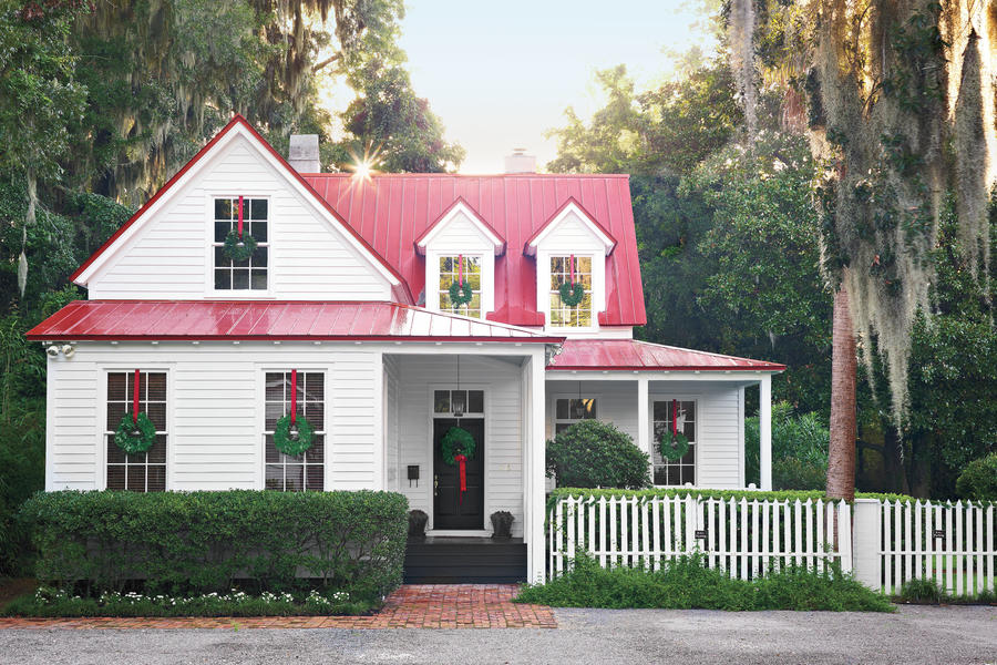 The Harrison's House
