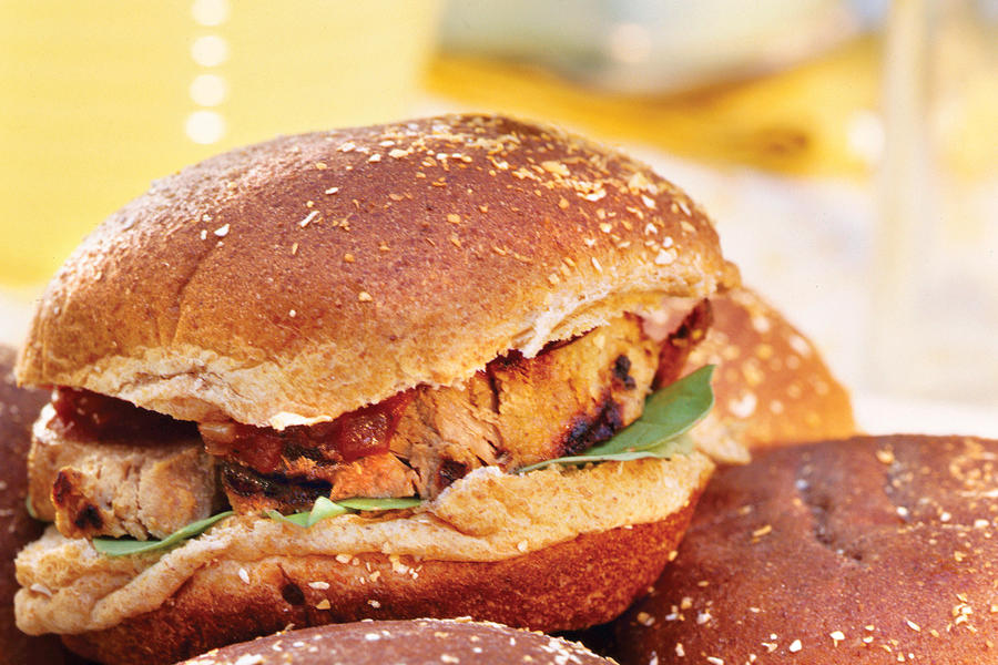 Easy Weeknight Grilling Recipes: Grilled Pork Tenderloin Sandwiches