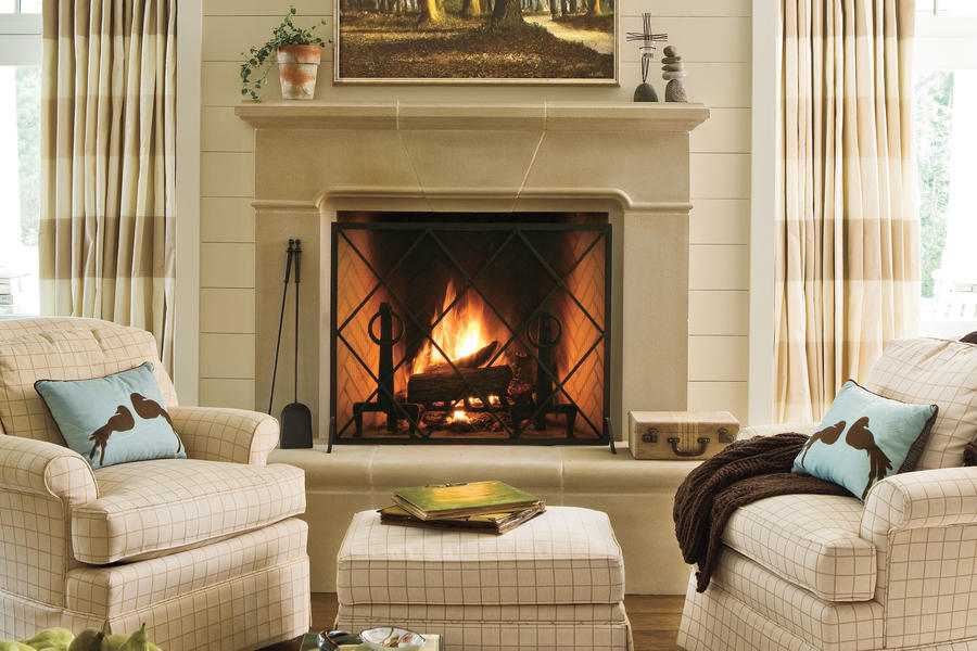 Ideas for Southern Homes: C. Ford Riley Local Art