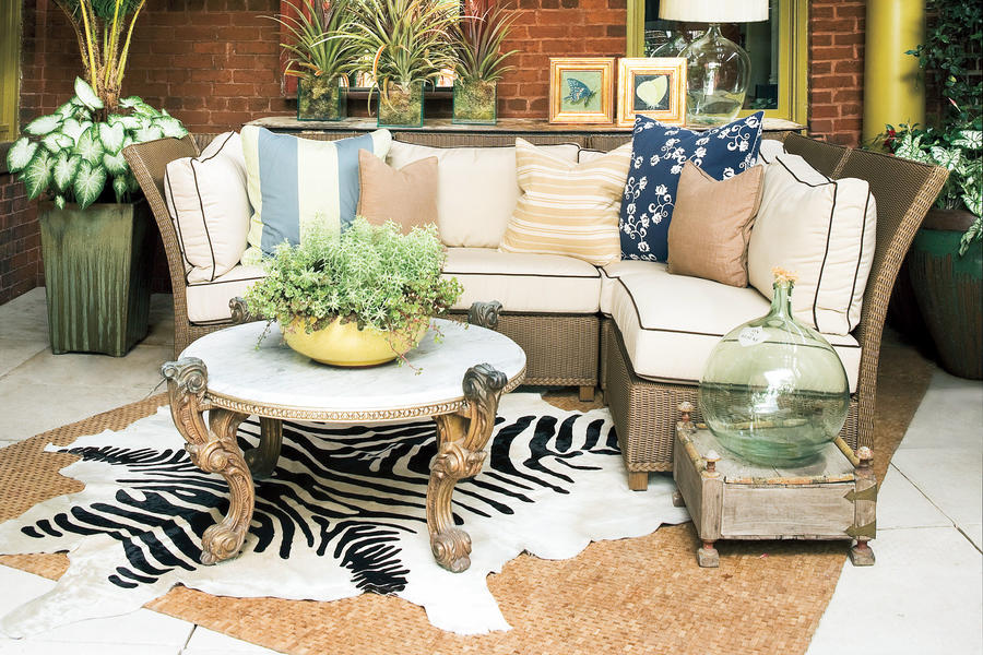 Porch Decorating Ideas: Southern Porch