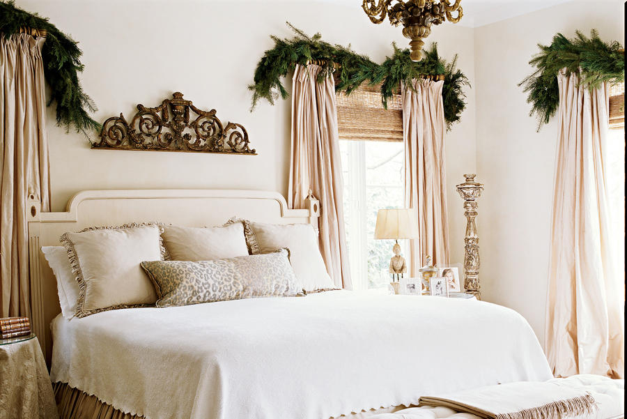 Antique Master Bedroom