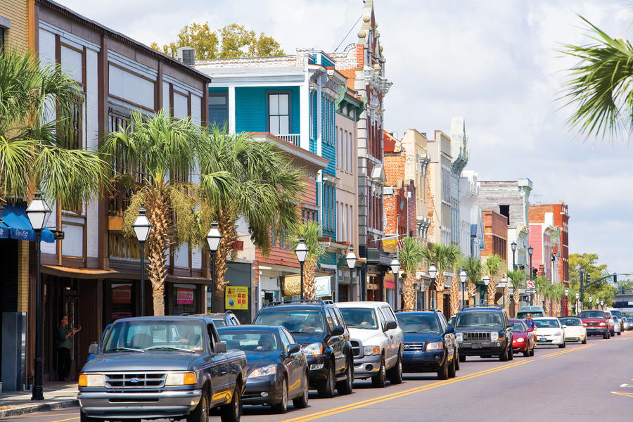 King Street Charleston, South Carolina