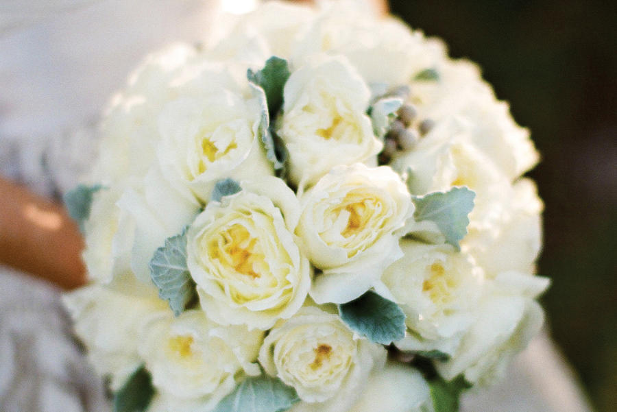 Rose Wedding Flowers