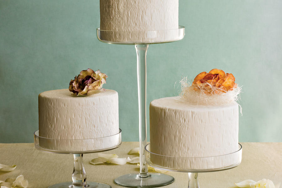 Wedding Cake Trio