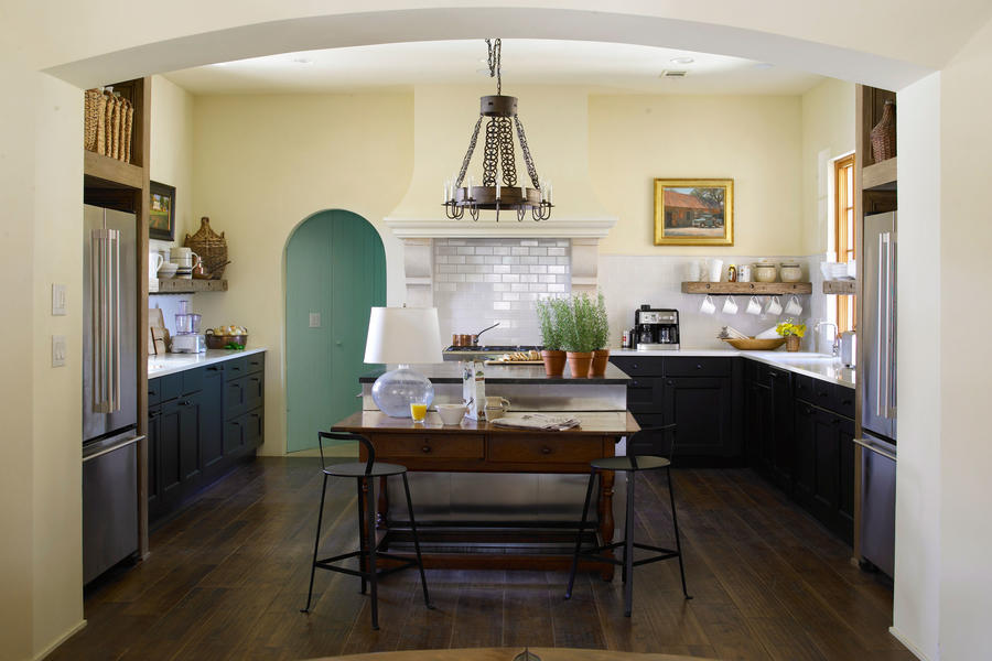 Southwestern kitchen idea house kitchen design ideas for Southwestern kitchen designs