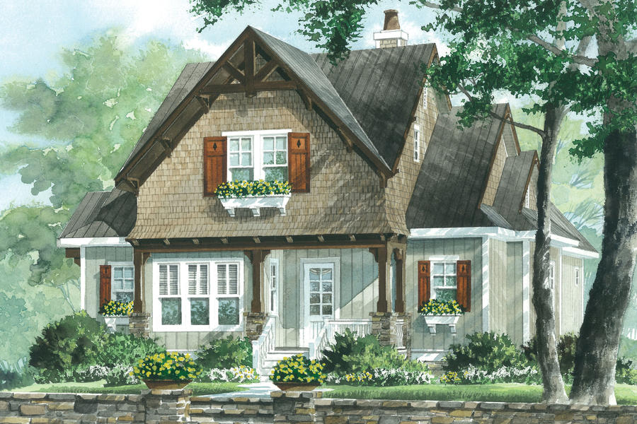 Wind Riverplan 1551 18 Small House Plans Southern Living