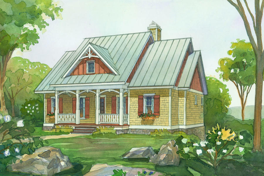 Boulder SummitPlan 1575 18 Small House Plans Southern Living