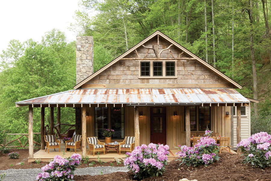 Whisper Creek Plan 1653 17 House Plans With Porches Southern