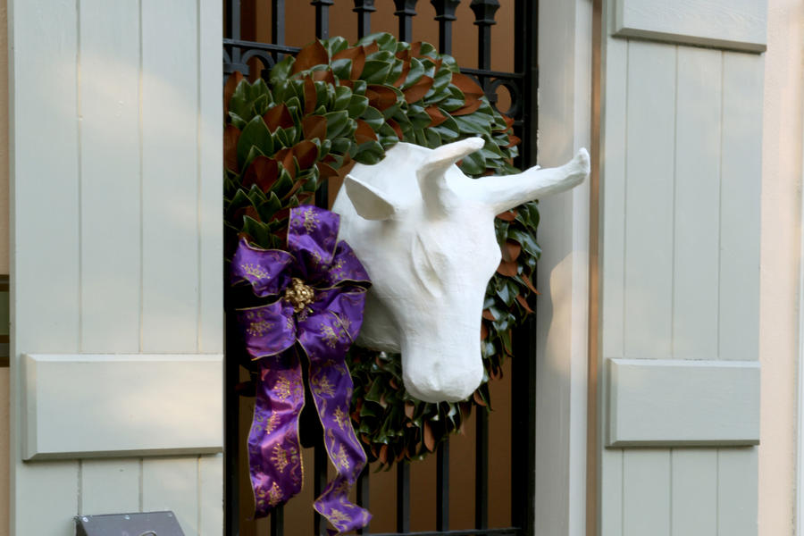 Welcome Guests with a Boeuf Gras