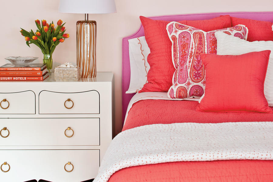 Energize the Room with Pink