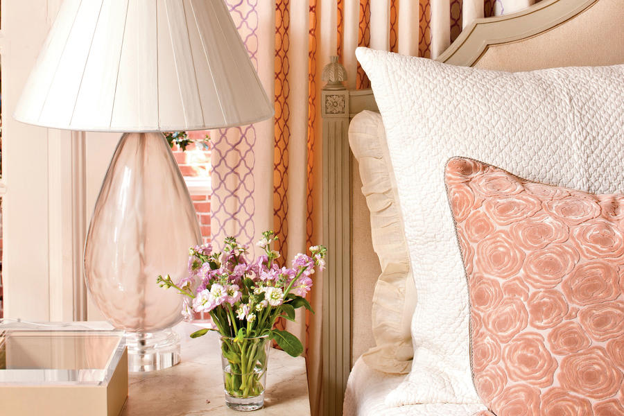 Keep Height in Mind for Bedside Table Lamps