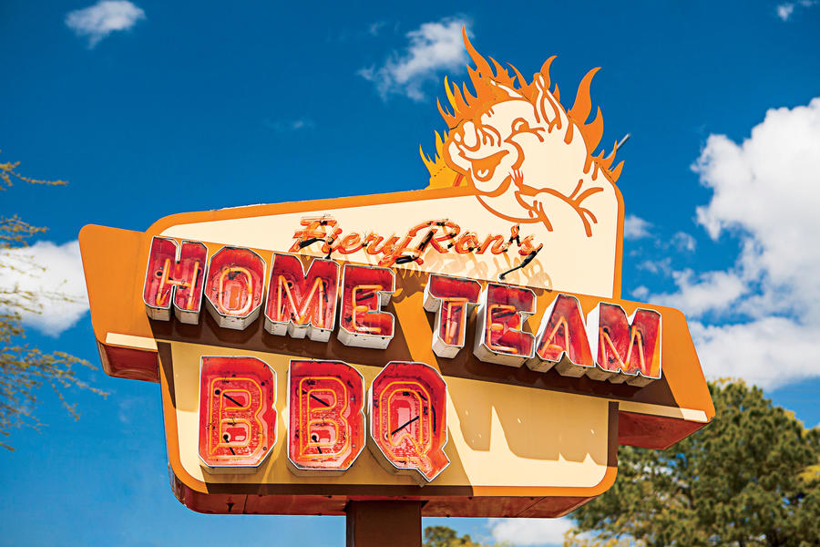 Fiery Ron's Home Team BBQ: Best BBQ Ribs
