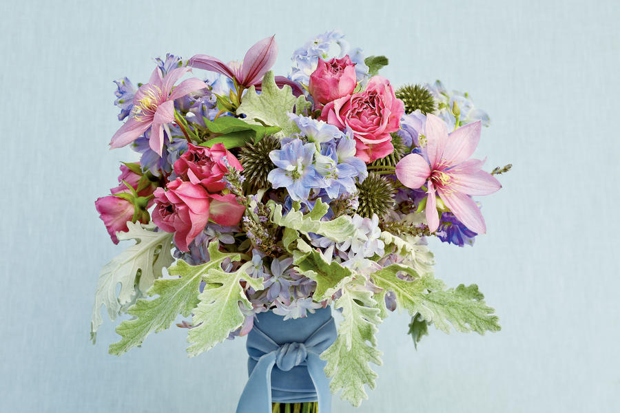 Delphinium Wedding Flowers