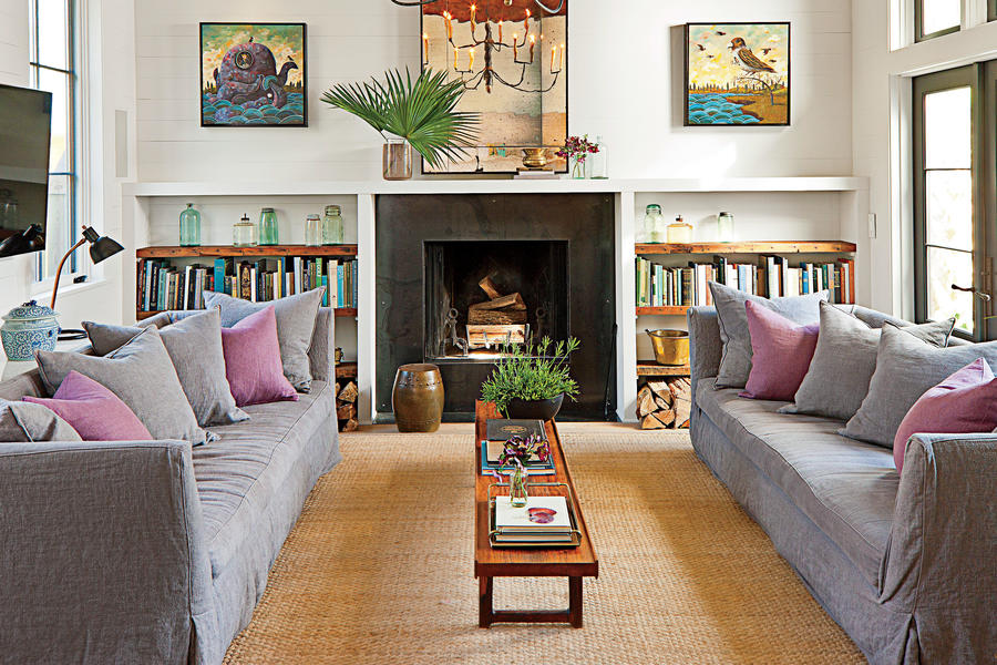 Terrific Family Room Fireplace 25 Cozy Ideas For Fireplace Mantels Largest Home Design Picture Inspirations Pitcheantrous