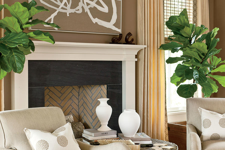 Guest Suite Fireplace - 25 Cozy Ideas for Fireplace ...