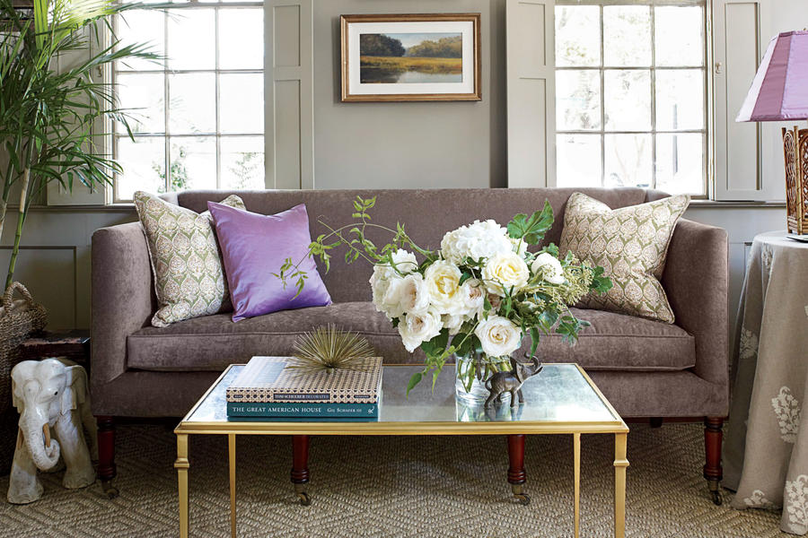 After Historic Single House Living Room Best Before And