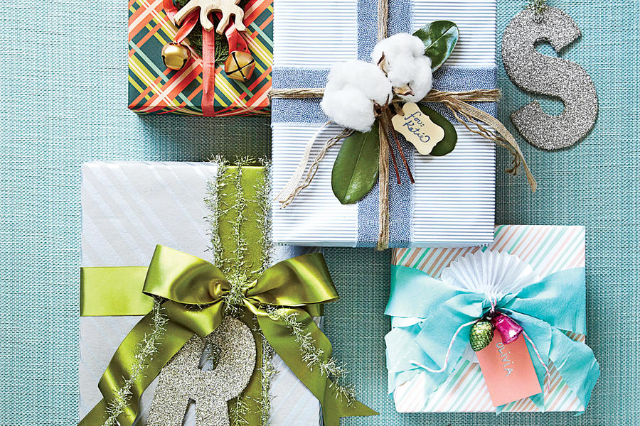 Choose a Gift Wrapping Style