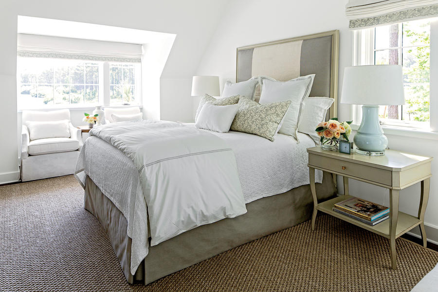 Mature Guest Bedroom