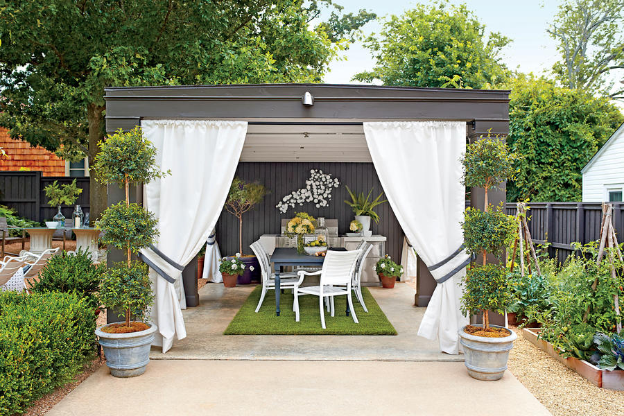 Indoor Outdoor Fabric Ideas Southern Living
