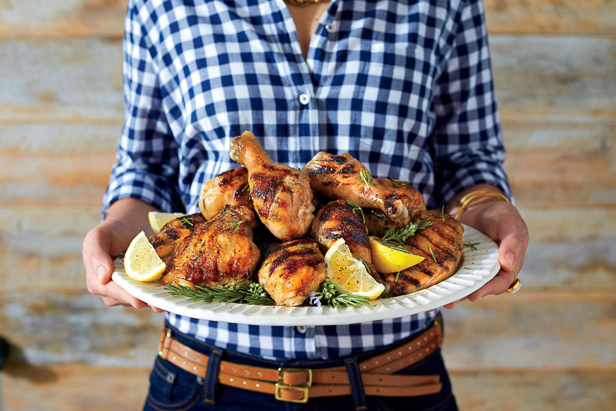 bbq chicken and grits recipe
