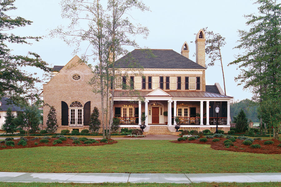 Southern Living House Plans Excellent Southern Living Idea House