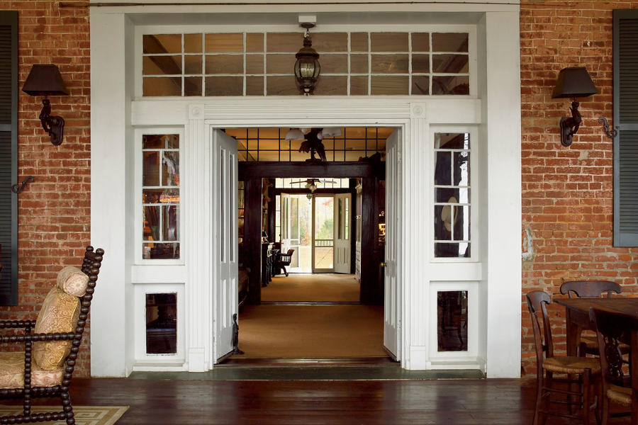 View to the Porch