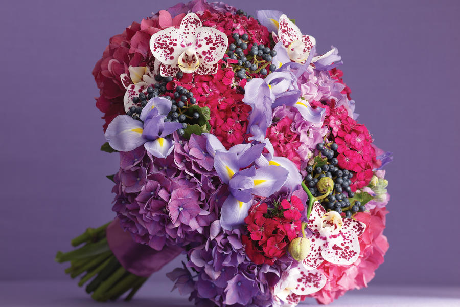 Berry Bright Bouquet