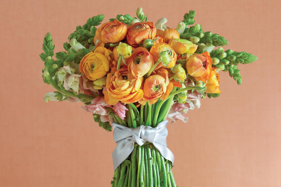 Citrus Magic Bouquet