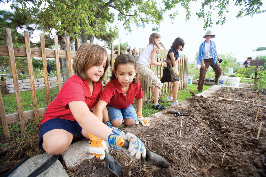 Urban Harvest's After School Program