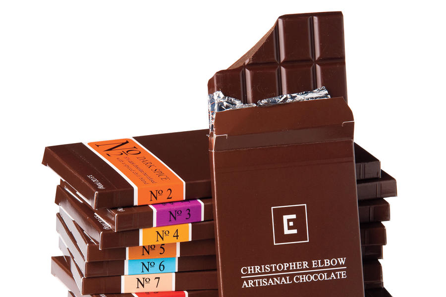 Gifts for Girlfriends: Artisanal Chocolates
