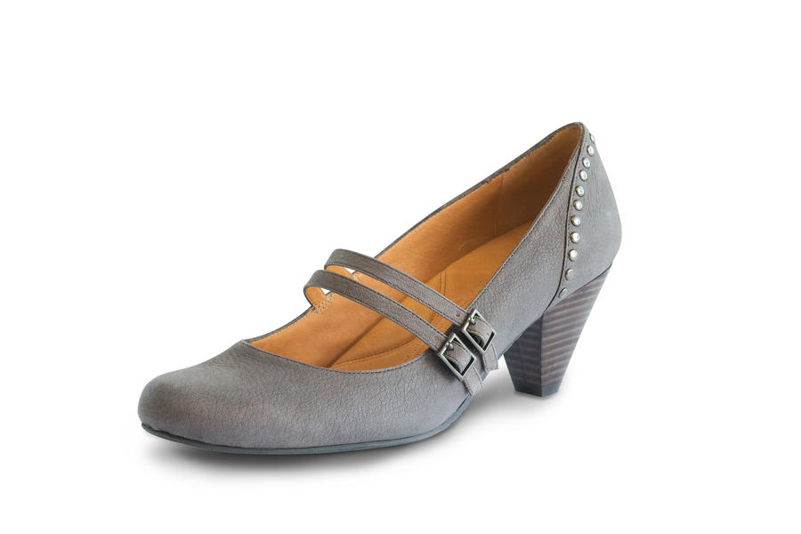 Rounded-Toe Pump