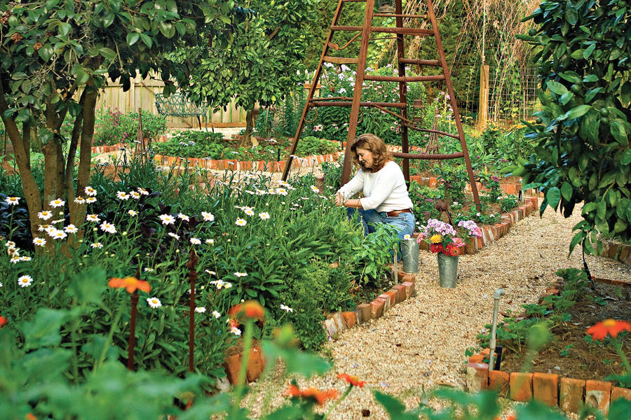 Growing Food for the Soul
