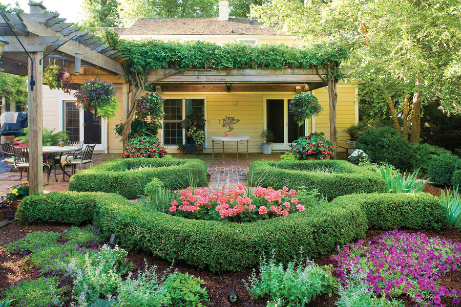 Planed Patio Perfection
