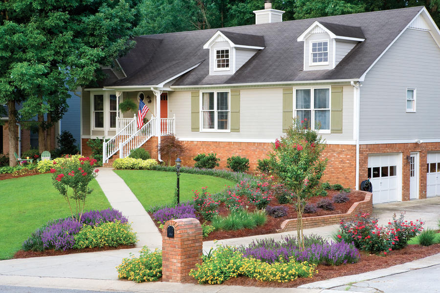 Front Yard Landscaping Georgia : Your yard calendar southern living